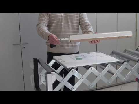 How to peel off protection foil from Acrylic *** Schutzfolie von Acrylglas entfernen