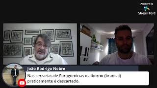 Webinar PPGCTM/UFLA: Operações de desdobro em serrarias (Márcio Rocha, UFPR)
