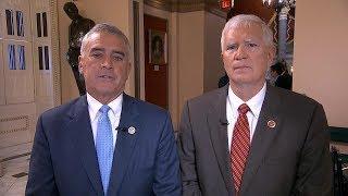 Congressmen describe how the GOP baseball shooting unfolded