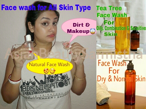SKIN WHITENING Face Wash | Face Wash For All Skin Type |Natural Face Wash For Oily Acne Prone Skin