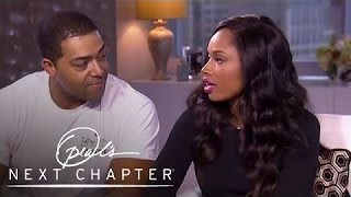 Jennifer Hudson and Her Fiance, David Otunga | Oprah's Next Chapter | Oprah Winfrey Network