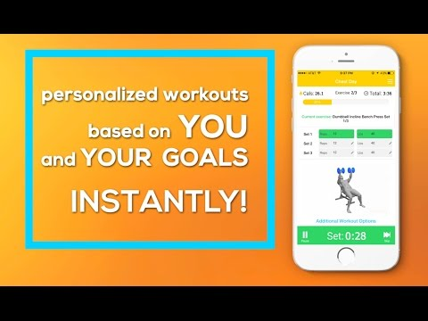 Updown Fitness: Exercise Workout Trainer and Daily Routines Free App