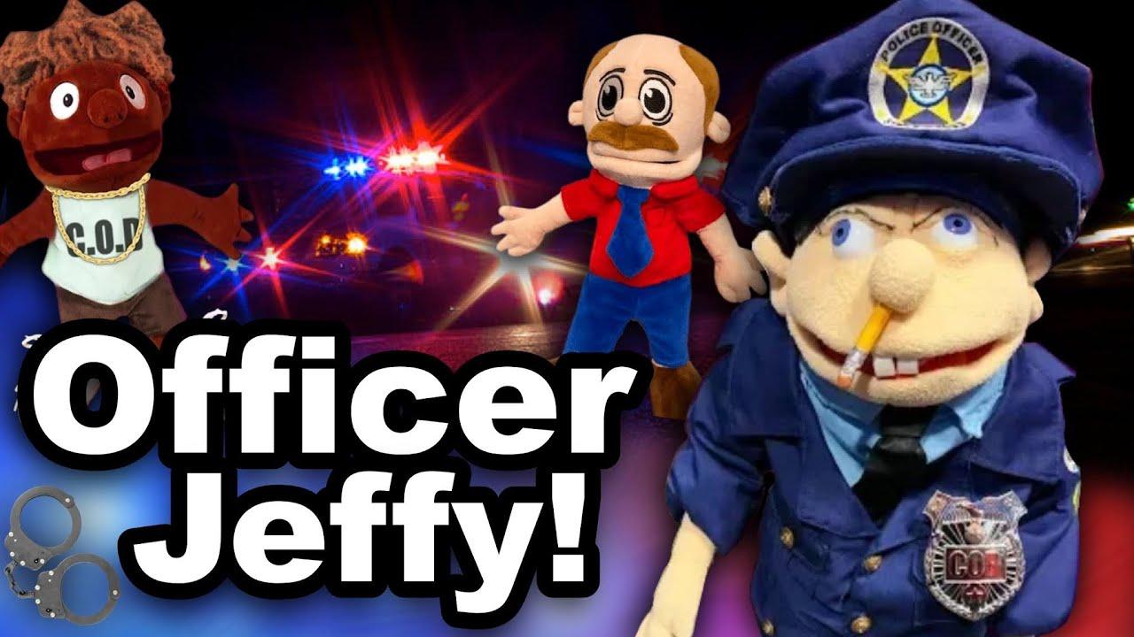 SML Movie: Officer Jeffy!