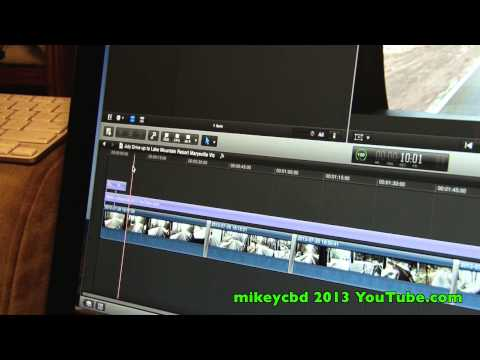 How to add Powerpoint slides Jpegs to Video FCPX 10 0 9