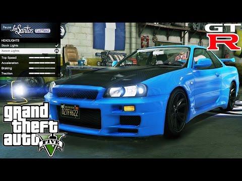 Nissan Skyline GTR !! [ Soley911 ]