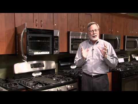 Over the Range Microwave: GE Microwaves