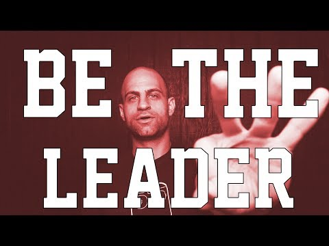 How to: Be a LEADER on Your Hockey Team
