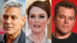 Harvey Weinstein fallout: George Clooney, Julianne Moore, Matt Damon see changes coming to Hollywood