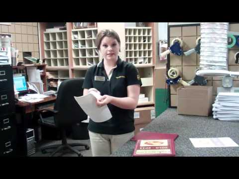 Printing Services: The UPS Store 5737 - Laminate Book Covers