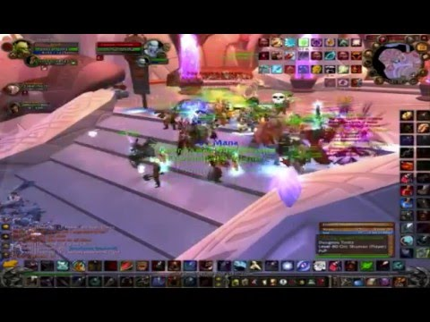 WoW WotLK level 80 Hunter Exodar Raid