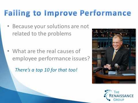 How to Improve Employee Performance and Productivity.wmv