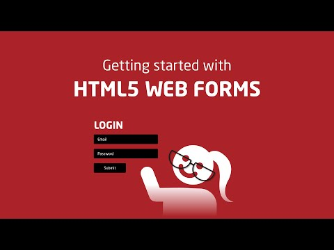 Creating simple web forms - W3Schools