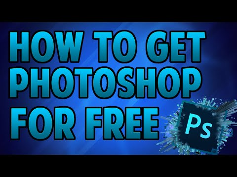 HOW TO GET PHOTOSHOP FOR FREE! (LEGALLY) [2015 Tutorial] Download Photoshop For FREE!