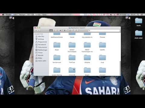 how to find your minecraft folder (mac)