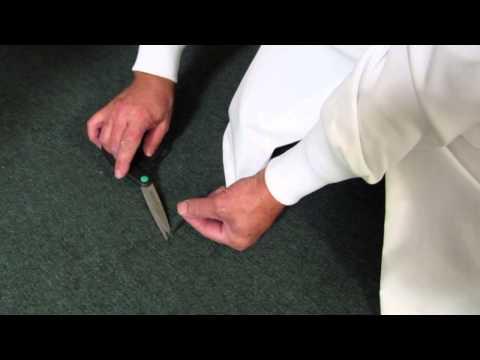 Carpet Fray, Snag or Run Removal