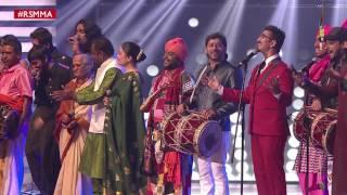Amit Trivedi's sings Love you Zindagi live at Royal Stag Mirchi Music Awards | #RSMMA | Radio Mirchi