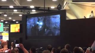 New preview! Dawn of justice Comic con 2015 SDCC2015