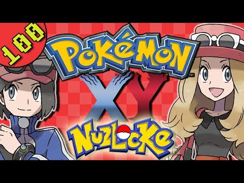 Let's Play Pokemon X & Y Multiplayer Nuzlocke Part 100 | Terminus Cave Catch!