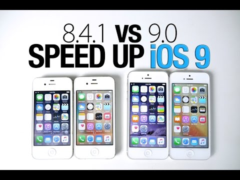 Did iOS 9 Slow Down iPhone 4S or 5? How To Speed Up iOS 9