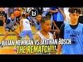 Julian Newman Vs Jaythan Bosch Pt 2 Julian GETS REVENGE At NEO ELITE Camp