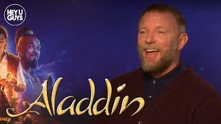 Download Guy Ritchie on Aladdin & working with Will Smith Video