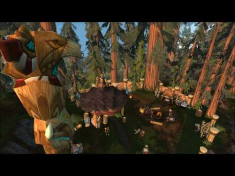 BEST Grizzly Hills song - ingame - World of Warcraft