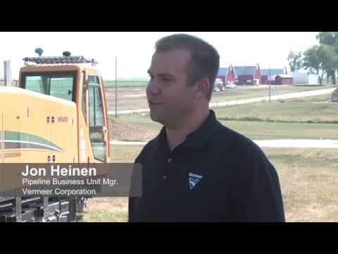 Introducing the Vermeer D220x330 Horizontal Directional Drill