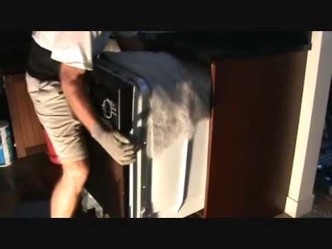 How to remove a dishwasher: made easy