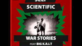 Self Scientific  War Stories Feat Big Krit