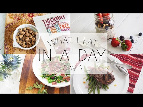 THE CANDIDA DIET: What I Eat in A Day // VMerleé