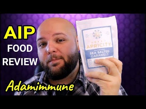 Sweet Apricity PALEO/AIP Caramels & Marshmallows (FOOD REVIEW)
