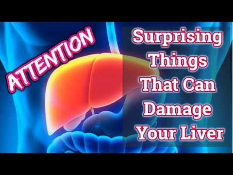 Surprising Things That Can Damage Your Liver | foods that harm the liver