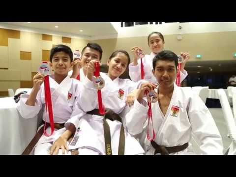 Indosat Ooredoo : Shotokan Karate-do International Federation (SKIF)