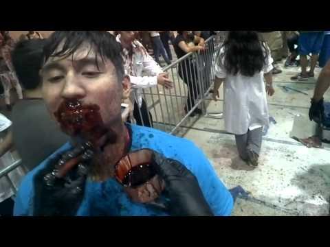 San Diego Comic-Con 2014: The Walking Dead Escape (Walker Edition) Through Google Glass