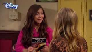 Girl Meets World - Maya Ignores Riley LOL - Disney Channel UK HD