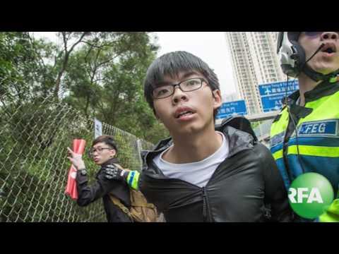 Hong Kong Activists Arrested