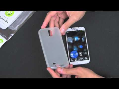 Samsung Galaxy S4 Diztronic TPU Case (Matte Frosted) Review - by Gazelle.com