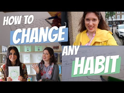 How to Change Any Habit | The Kindness Method on #BookBreak