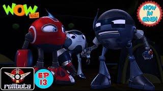 Vir presents RollBots | Episode 13 | Nonlinear | Action | Cartoon for Children | WowKidz