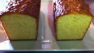 CAKE MOELLEUX AU CITRON INRATABLE (CUISINERAPIDE)