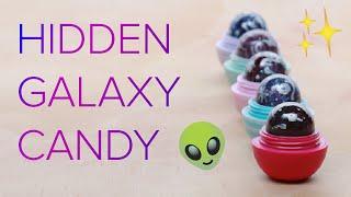 Hidden Galaxy Candy