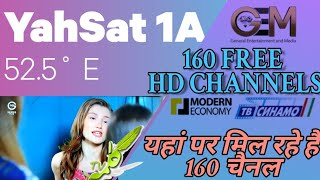 Yahsat 52e setting and channel list|WWE on DTH|DTH trick to