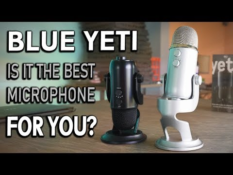 Blue Yeti Microphones Vs. The Competition - How Does it Fare? (Review)