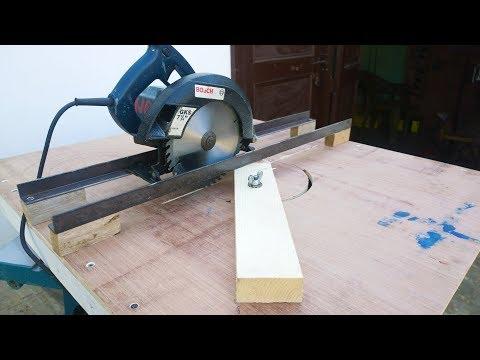 circular saw  track for cutting