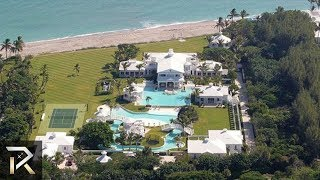 10 AMAZING Celeb Mansions You Can