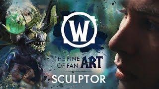 The Fine Art of Fan Art: Episode 4 – Sculptor (EN subtitles)