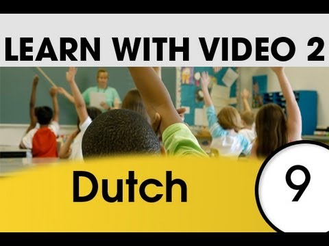 Learn Dutch with Pictures and Video - Dutch Expressions and Words for the Classroom 2