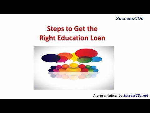 Education Loan in India | Imp. Tips on Student Loans