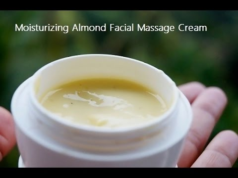 Almond Moisturizing Massage Cream to Get Smooth & Younger Looking Skin