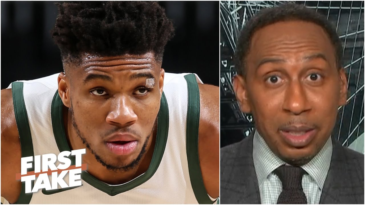 Stephen A. explains why it's crucial Giannis takes the Bucks to the Finals THIS SEASON | First Take